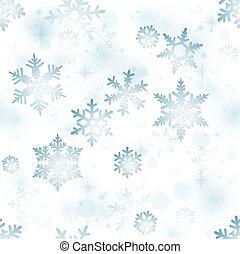 seamless, fond, hiver