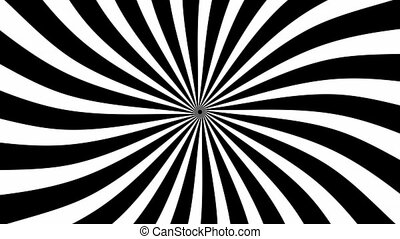 seamless, fond, hypnotiseur