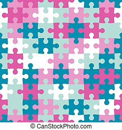 seamless, fond, puzzle