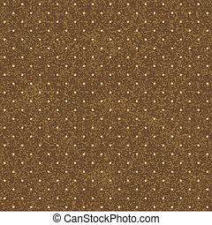 seamless, fondo, polka-dotted