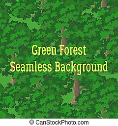 seamless, foresta