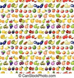 seamless, frutte