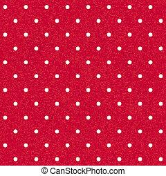seamless, fundo, polka-dotted