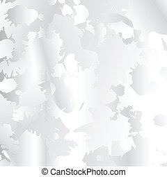 Seamless galvanized metal vector