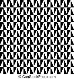Seamless geometric abstract compressed check pattern