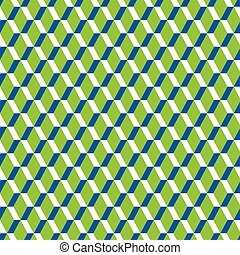 Seamless geometric abstract zig zap pattern in vector format.