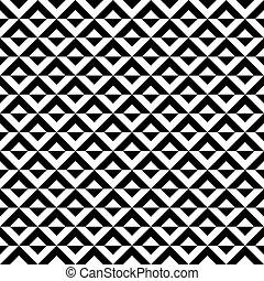Seamless geometric Art Deco Pattern