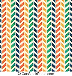 seamless geometric herringbone patt