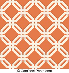 seamless geometric mesh pattern