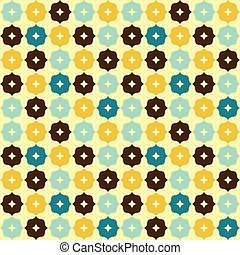 Seamless geometric pattern. Can be used in textiles, for...
