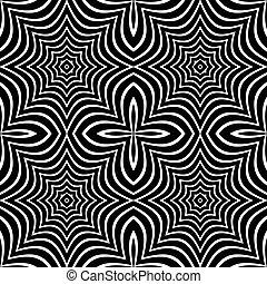 Seamless geometric pattern. Lines texture.