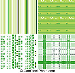seamless geometric pattern print