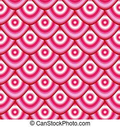 Seamless geometric pattern (vector)