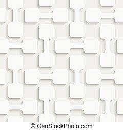Seamless Geometric Pattern. Vector Soft Background. Regular ...