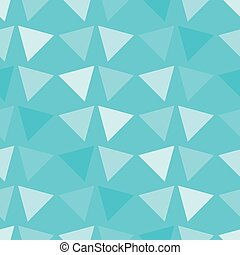 Seamless geometric pattern with triangles. Vector illustration