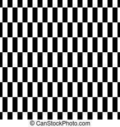 Seamless geometric rectangular pattern background.