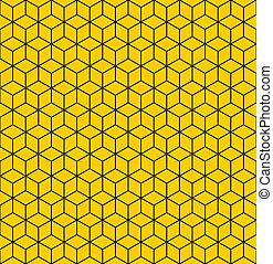 Seamless geometric texture. - Seamless geometric texture...