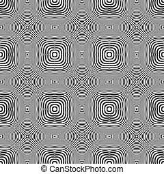 seamless, geometrisch, op, kunst, texture.