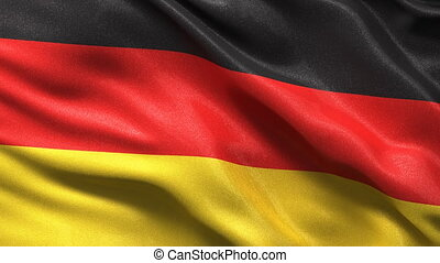 Seamless German Flag