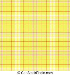 seamless, giallo, plaid