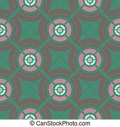 seamless glitter dot pattern on green stripe background
