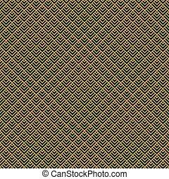 Seamless gold art deco pattern. Seamless art deco pattern... vector ...