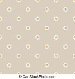 seamless gold dot glitter with white dot paper pattern background