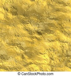 Seamless Gold Texture - Seamless Gold Metal Texture Ore...