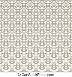 Seamless golden royal wallpaper - Seamless golden royal...
