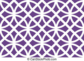 Seamless Gothic vector texture