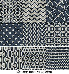 seamless grain paper texture - seamless geometric pattern...