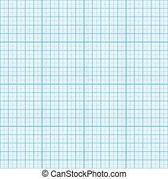 seamless blue graph paper pattern