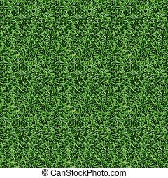 Seamless grass vector texture. Green grass, meadow grass...