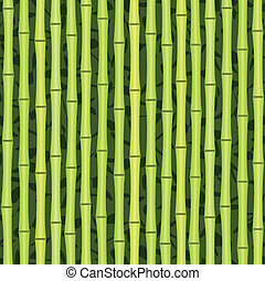 seamless green bamboo texture