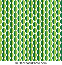 Seamless Green Environmental Leaf Background