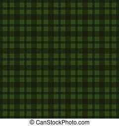 Seamless green vichy pattern. Vector illustration