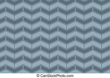 Seamless Grey Background with Chevr