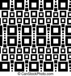 Seamless grid pattern - Abstract background of seamless grid...