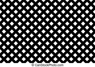 Seamless grid texture, thick lines pattern, Vector tile background