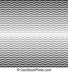 Seamless halftone background. Black and white texture.