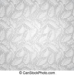 seamless, hojas, plano de fondo