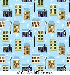 seamless houses
