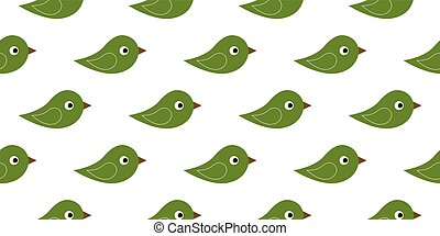 seamless icon birds