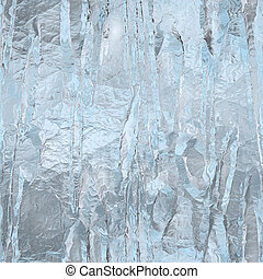 seamless, ijs, textuur, (abstract, winter, background)