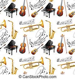 Seamless instruments