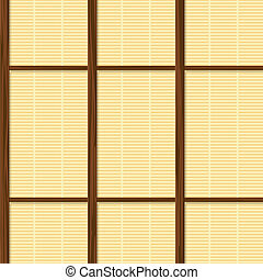 seamless japan paper house wall texture