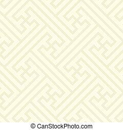 Seamless kimono pattern