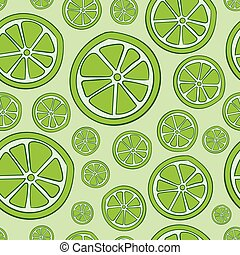 Seamless limes