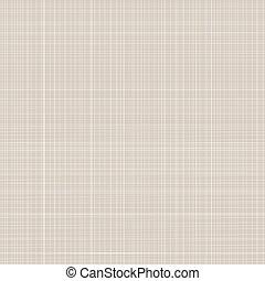 Seamless linen texture. Vector background