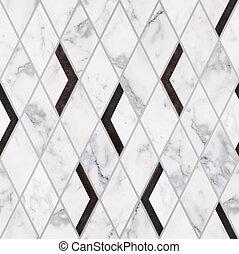 Seamless luxury marble stone pattern, Luxury marble stone wallpaper texture, rhombus shape
